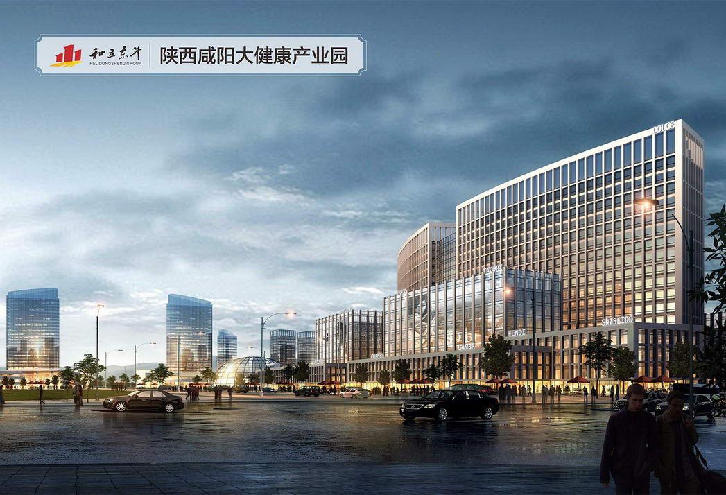 陕西咸阳大健康产业园