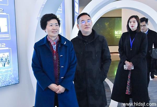 湖南省中国人民大学常委会、岳阳市政法委领导一行参观考察大发手机移动版